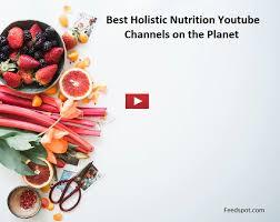 holistic nutrition you channels