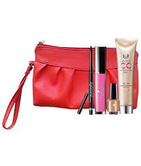lakme makeup kit set of 4 makeup bag