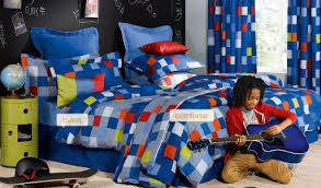 cubes duvet and comforter sets