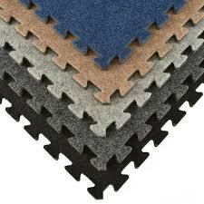 interlocking carpet tile kit 10x10