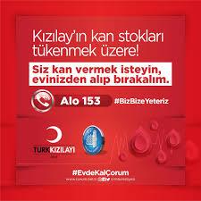 kızılay kan bağışı – Çorum Belediyesi