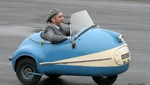 أغرب السيارات في التاريخ بعضها تحول لتحف فنية نادرة صور موقع