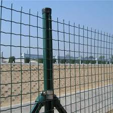 China Factory Wholesale Chain Link Fence Zip Tie 2 X3 Green Pvc Coated Welded Wire Mesh Fence Fuhai Manufacturers And Suppliers Fuhai