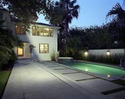 modern pool austin tx photo