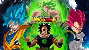 Bảy Viên Ngọc Rồng Siêu Cấp: Huyền Thoại Broly - Dragon Ball Super ...