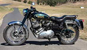 carberry enfield double barrel v twin