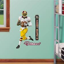 Robert Griffin Iii Jr Rg3 Washington Redskins Wall Decal Allposters Com