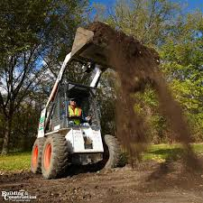 skid steer how to operate a