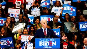 Super Tuesday 2 Democratic primaries ...
