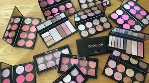 makeup revolution blush contour