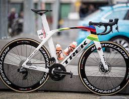 Beauty Bicycles Trek Madone Trek Bikes White Bike