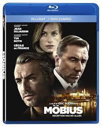 Amazon.com: Mobius [Blu-ray + DVD Combo]: Jean Dujardin, Cécile De ...