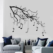 Music Quote Wall Decal Music Is Life Wall Vinyl Roll Sticker Inspirational Quotes Music Wall Art Gift Wall Decoration Da34 Wall Stickers Aliexpress