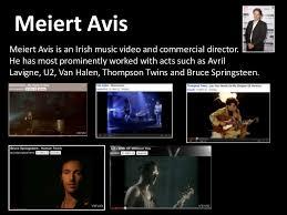 Music Video Director - Meiert Avis