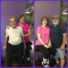 We would like to honor Adele & Russell... - Anytime Fitness Bayou Vista &  Morgan City | Facebook