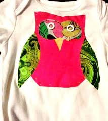 Adorable Owl Onesies with button eyes by Addie Bell Creations | Onesies, My  style, Baby onesies