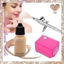 airbrush foundation makeup kit