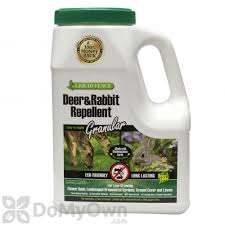 Liquid Fence Granular Deer Rabbit Repellent