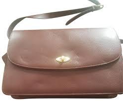 royalton brown leather shoulder