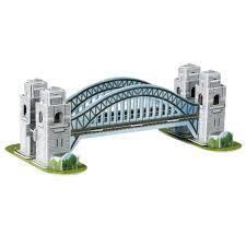 Bộ đồ chơi xếp hình hình cầu Sydney 3D DIY bằng giấy cạc tông cho ...