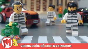 QUẢNG CÁO ĐỒ CHƠI LẮP RÁP LEGO CITY | BIỆT ĐỘI CỨU HỘ - CẢNH SÁT ...