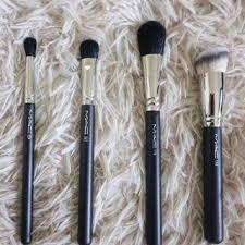 mac foundation brush makeup