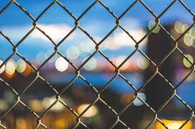 Hd Wallpaper Gray Chain Link Fence Mesh Glare Chainlink Fence Boundary Wallpaper Flare