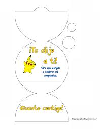 Las Chorradinas De Gayofina Fiesta De Cumpleanos Pokemon