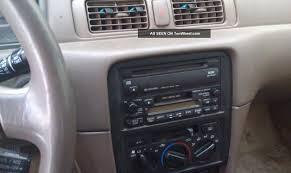 1998 toyota camry le sedan 4 door 2 2l