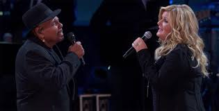 "Trisha Yearwood and Aaron Neville's Duet of ""Don't Know Much"" Brings Tears  To Linda Ronstadt's Eyes During Kennedy Center Honors – One Country"