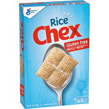 rice chex gluten free cereal s