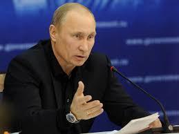 Путин будет праздновать день рождения в тайге » Новости GoGetNews