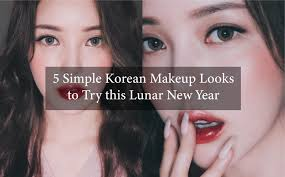 5 simple korean makeup looks to try