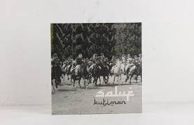 "Saluf EP – Vinyl 7"" – Mr Bongo"