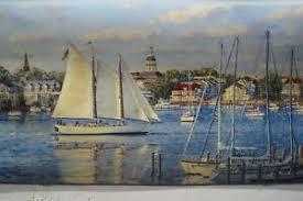 sail boats sailing schooner wallpaper