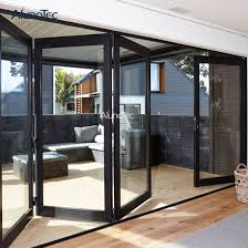 china factory glass bifold doors