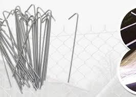 Import Export Dezhou Chain Link Fence Twist Ties