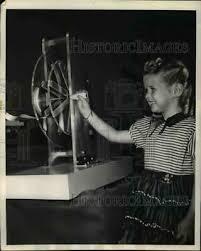 1953 PRESS PHOTO Myrna Hansen, Aileen Stone & Miss Universe Christine  Martel, CA - $9.99   PicClick