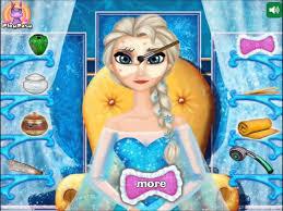 elsa frozen makeup game saubhaya makeup
