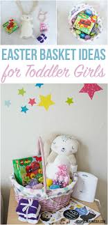 easter basket ideas for toddler s