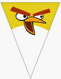 Pin De Maria Angelica En Cumpleanos Angry Birds Angry Birds