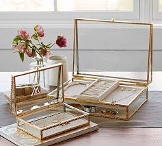 gold jewellery box roseanna croft