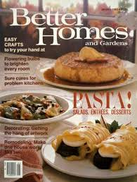 browse every better homes gardens