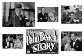 Feingold on Old Movies for Theater Lovers: Preston Sturges' 'The Palm Beach  Story' - New York Stage Review