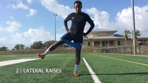 6 resistance band exercises for soccer