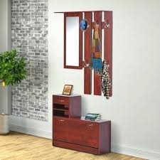 bench with coat rack hallway uk darbus