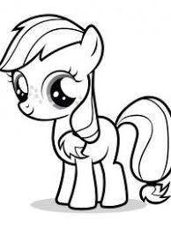20 Gratis Te Printen My Little Pony Kleurplaten Kleurplaten My