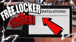 nba 2k18 free locker codes you