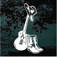 Guitar Decals Stickers Decal Junky