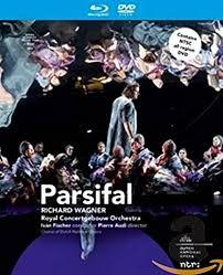 Richard Wagner - Parsifal [Blu-ray]: Amazon.de: Royal Concertgebouw  Orchestra, Ivan Fisher, Dutch Natioal Opera Chorus, Pierre Audi, Royal  Concertgebouw Orchestra, Ivan Fisher: DVD & Blu-ray